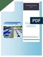 Informe Taller de Diseño PTAP Natalia