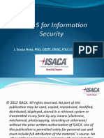 COBIT5forInformationSecurity-CapBSB