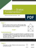 EDA 01 - Fundamentos I