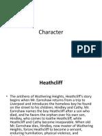3. Character