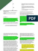 Santos vs Bernabe case digest property