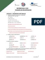 990_soluciones Ej Verano Matemáticas 1º Eso 16-17