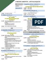 ordonnances antalgiques+viscérale
