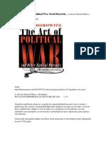theartofpoliticalwar-130919101710-phpapp01