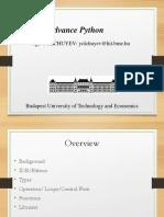 Advance Python by Agil Yolchuyev
