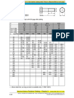 Chapter a Din 931 Iso 4014 8.8 Steel 4
