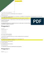 Evaluación Inicial Gerencia de Proyectos ML