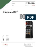 Saeco Diamante RST.completo