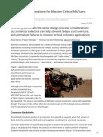 Connectorsupplier.com-Backshell Considerations for Mission-Critical MilAero Applications
