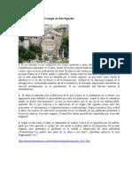 Antropología y Psicología en San Agustín