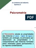 Aula Psicrometria(1a)