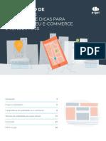 eBook Ecommerce Usabilidade PT