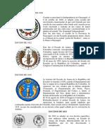 31 de Octubre Dia Del Escudo Nacional