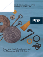 AY17 14 Anglo Scandinavian Finds