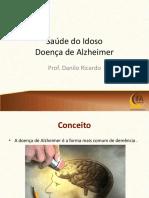 Aula 02 Doença de Alzheimer Hoje