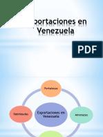 Exportaciones en Venezuela