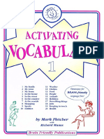 Activating Vocabularypdf