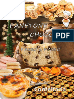 Panetone Chocolate - Passo a Passo