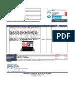 Cotiza Soenergy Portatil Lenovo x390 Septiembre 16