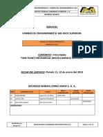 Informe Cambio de Crossmember Sc-601_c2