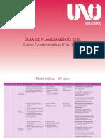 Guia de Planejamento EF2 MAT