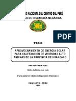 Tesis - Belito Subilete Jose Luisaprovechamiento de Energía Solar Para Calefacción de Viviendas Alto Andinas de La Provincia