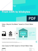 Fresh Energy From KWh to KBytes