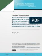 Bibliografias Lite Latinoamericana
