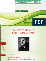 Nueva Novela Latinoamericana
