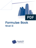 Formulae Book NIVEL II (2017)