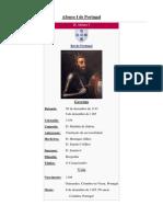 HISTORIA PORTUGAL