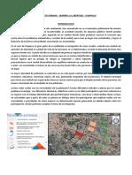 Proyecto Urbano - (Barrio La Libertad) - Chupaca