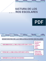 P2-1 Estructura y Gobierno
