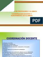 P2-2 Coordinación Docente