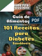 Duany _ Guia de Alimentacao _ 101 Re ceitas para Diabetes _ Saudáveis
