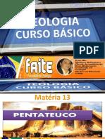 13 - Pentateuco Basico - Aula 3