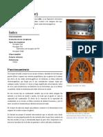 Radio (Receptor)