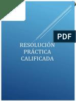 Asientos Contables - Resolución Examen