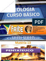13 - Pentateuco Basico - Aula 1