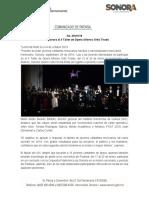 04-10-19 Invita Sonora al II Taller de Ópera Alfonso Ortiz Tirado