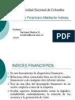 Análisis Financiero Mediante Índices