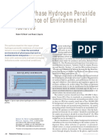Vapor Phase Hydrogen Peroxide Resistence