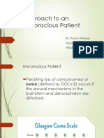 Approach to an Unconscious Patient