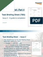 task brief