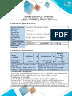 Guía de Actividades y Rúbrica de Evaluación - Tarea 5 – Elaborar Mapa Mental y Participar en El Videojuego Sobre El Flujo y Expresión de La Información Genética
