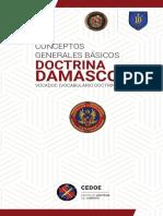 Cartilla Conceptos Generales Damasco