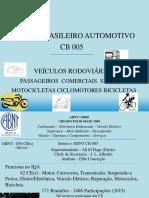 COMITÊ BRASILEIRO AUTOMOTIVO CB 005