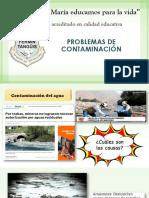 Problemas de Contaminación Ambiental