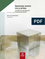 Interrelaciones Entre La Literatura y Las Artes - Ana Lia Gabrieloni