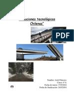 Soluciones tecnológicas chilenas